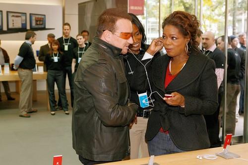 iPod nano Vermelho… Um pouco chamativo, não?